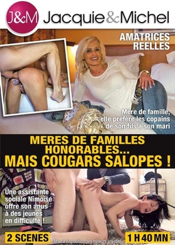 Meres de familles honorables mais cougars salopes